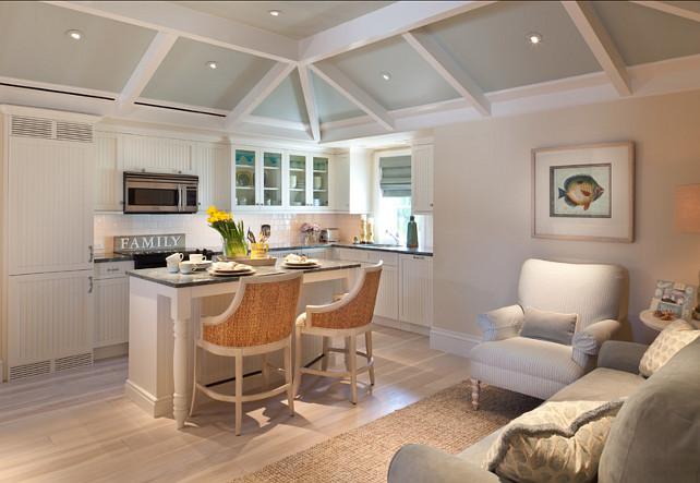 Small Kitchen Design. Small Kitchen Ideas. AlliKristé Custom Cabinetry and Kitchen Design.