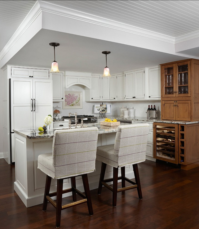 Small Cottage Kitchen Design Ideas ~ Traditional transitional coastal interior design ideas