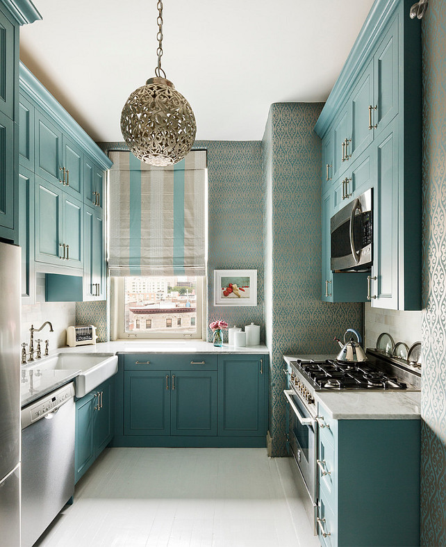 Small Kitchen. Teal Kitchen. Small Kitchen Design Ideas. Small Kitchen Cabinet. Small Kitchen Project. Small Kitchen Plan. Small Kitchen Layout. Small Kitchen Reno #SmallKitchen #SmallKitchenLayout #SmallKitchenIdeas #SmallKitchenReno