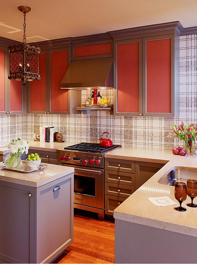 2015 Kitchen Summer Trends: Consider Glass Backsplash ...