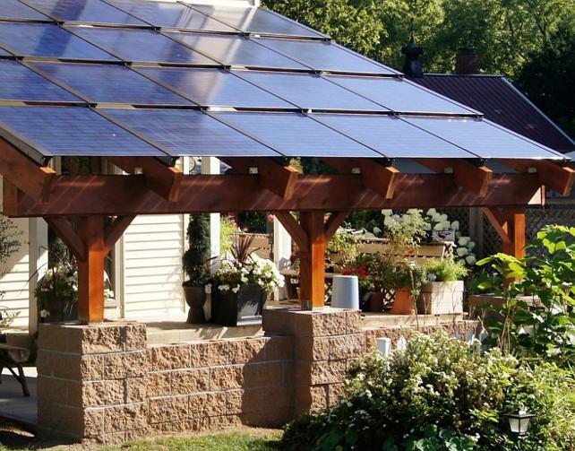 Solar Canopy. Solar Canopy Ideas #Solarcanopy