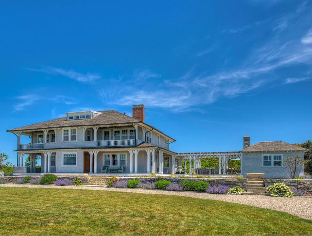 Beach House. Dream Beach House Inspiration. Beach House Ideas. #BeachHouse