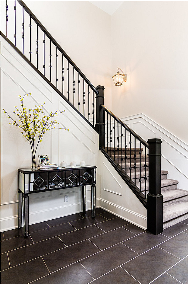Interior design ideas home bunch for Foyer staircase ideas