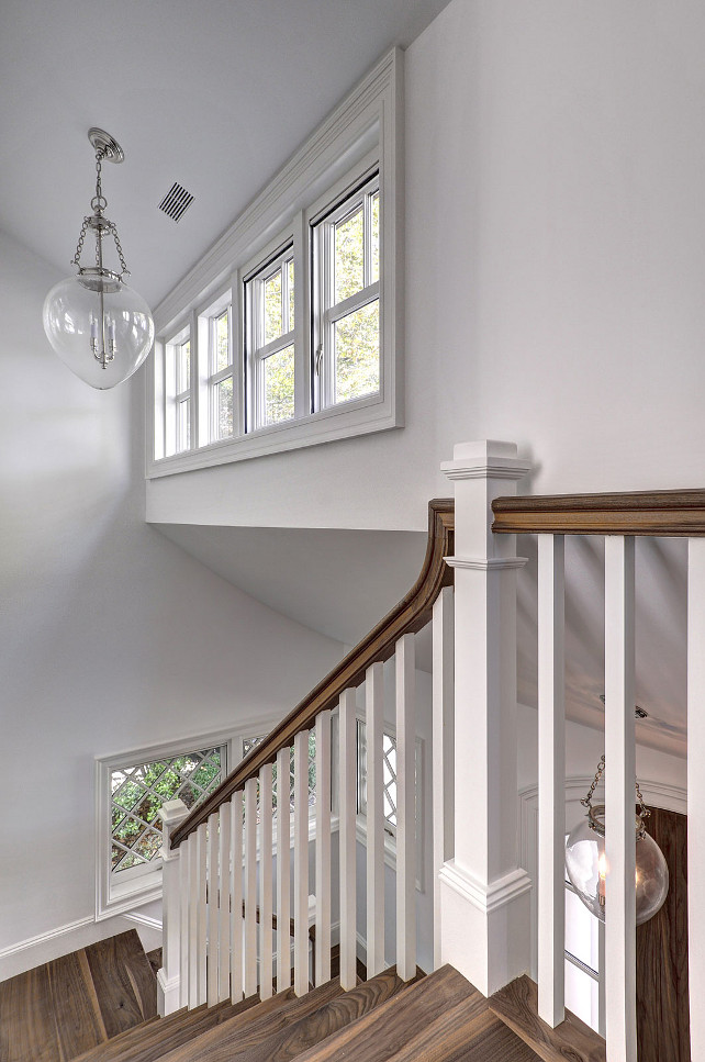 Staircase. Staircase Ideas. Traditional Staircase Design. #Staircase #TraditionalStaircase John Hummel and Associates.