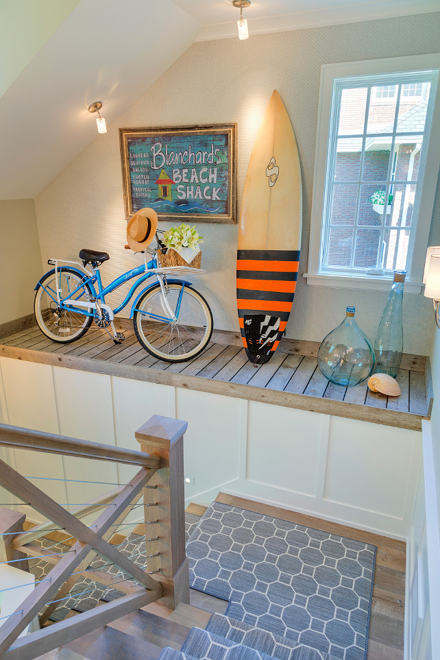 Stairway Nook. Stairway Nook Decor. Stairway nook decorating ideas. How to decorate stairway nook. #Stairway #Nook #Decor Great Neighborhood Homes.