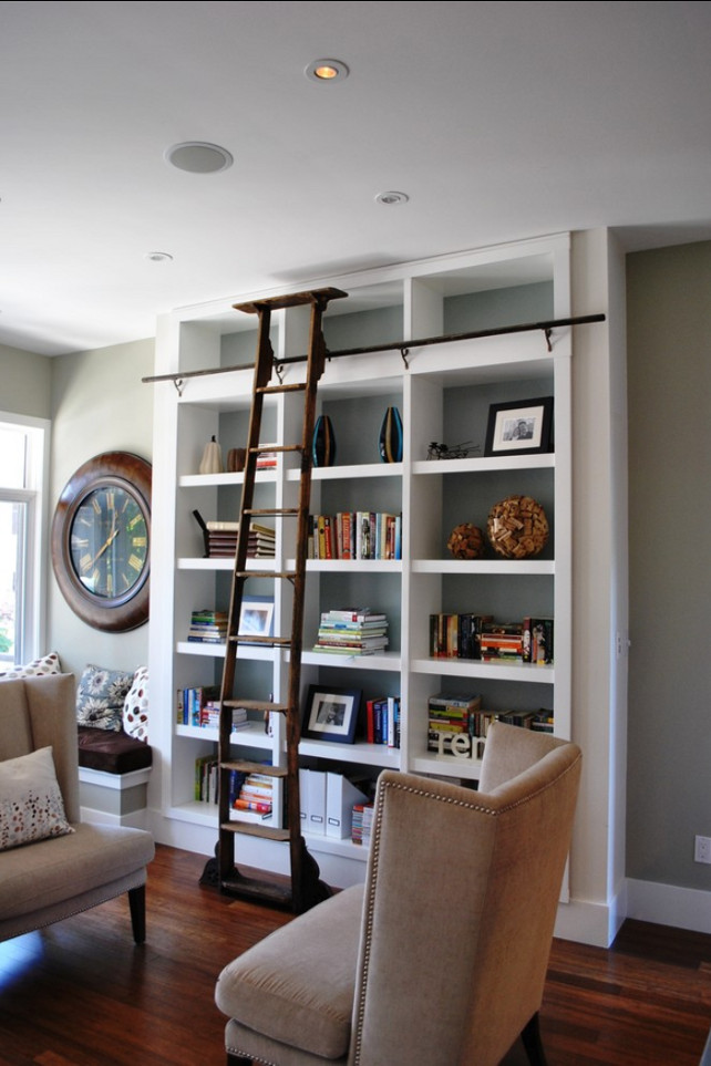 Bookcases. Very inspiring boolcases. #Bookcases