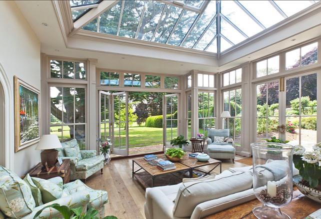 Sunroom Ideas. Sunroom Decor #Sunroom #SunroomIdeas #SunroomDecor #SunroomFurniture Vale Garden Houses