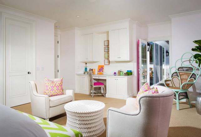 Teen Bedroom Color Scheme Ideas. Legacy Custom Homes, Inc.