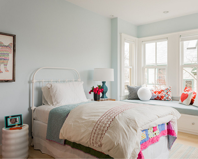 Benjamin Moore Paint Colors Benjamin Moore Sweet Bluette 813