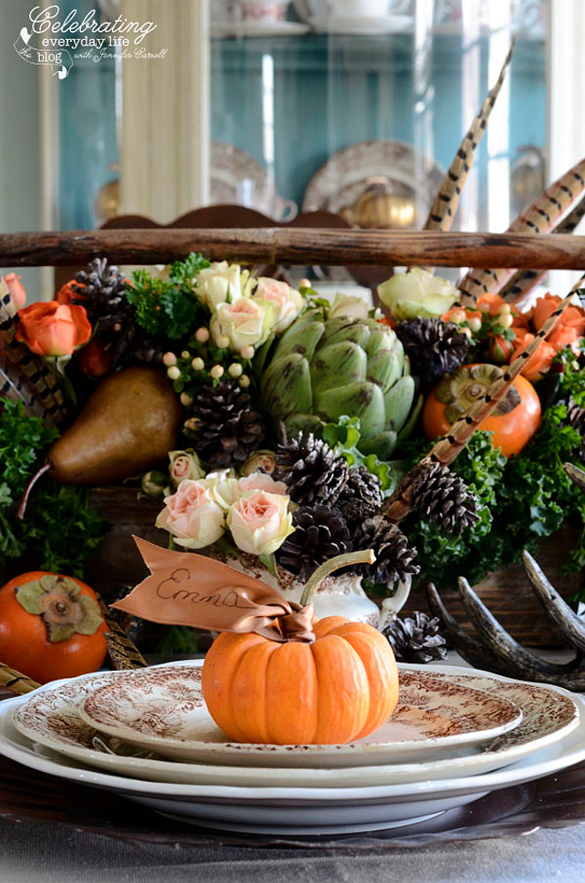 Thanksgiving decorating ideas home bunch interior