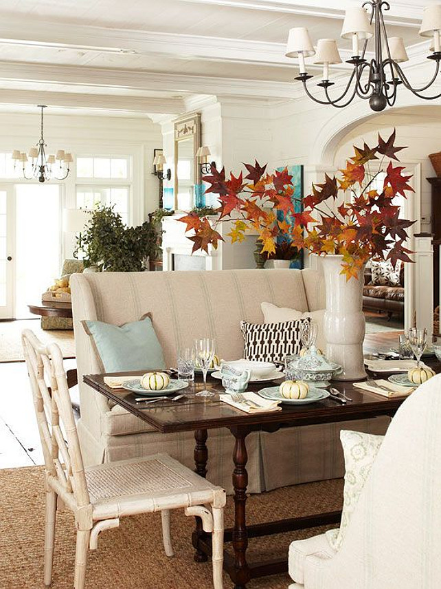 50 Thanksgiving Decorating Ideas Home Bunch Interior