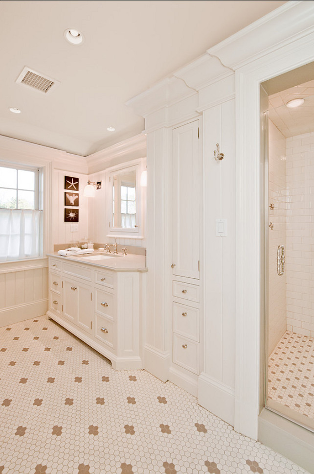 Bathroom Tiling Ideas. Classic Bathroom Tiling Ideas. #BathroomTilingIdeas