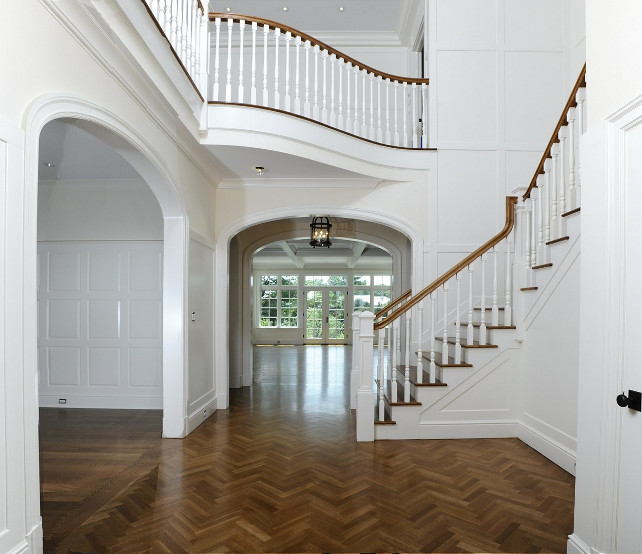 Traditional Foyer Via Sotheby's homes