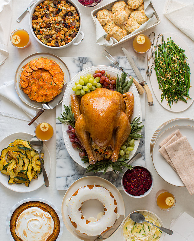 50 Thanksgiving Decorating Ideas