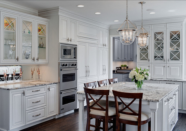White Kitchen Designs 60 inspiring kitchen design ideas - home bunch – interior design ideas