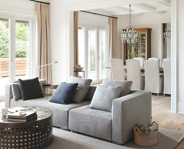 transitional living room transitional home ideas transitional - Transitional Home Decor