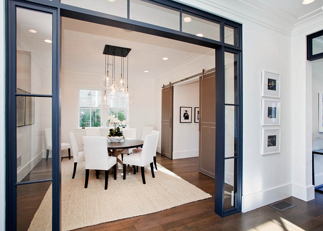 Transom door ideas. Indoor transom. #Transom