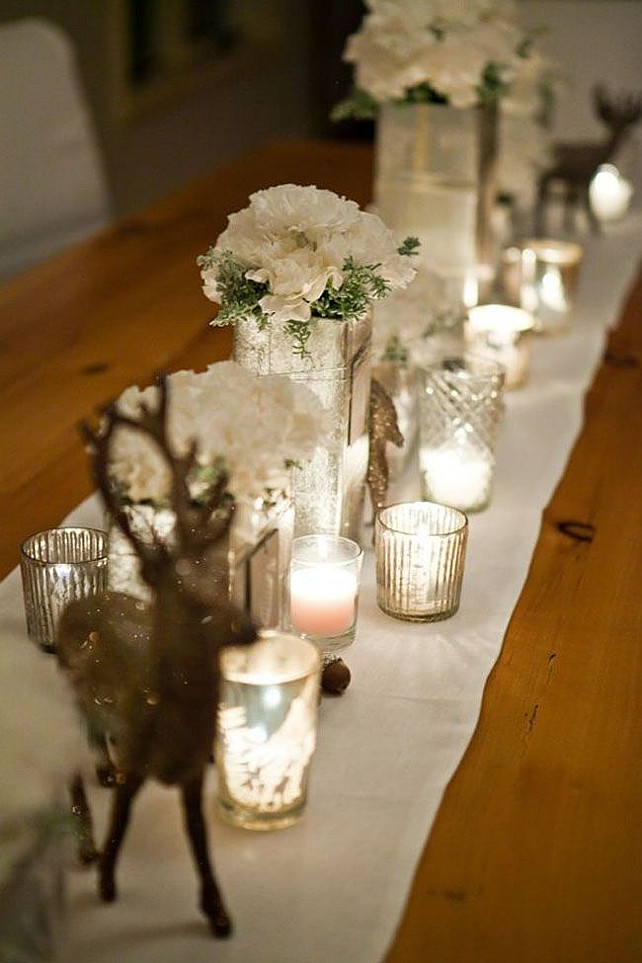 Festive Tabletop Ideas for Holiday Entertaining - Home Bunch ...
