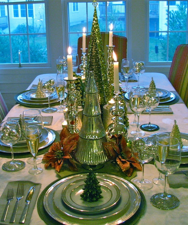 """Tag Archive for """"Christmas Tablescapes"""" - Home Bunch ..."""