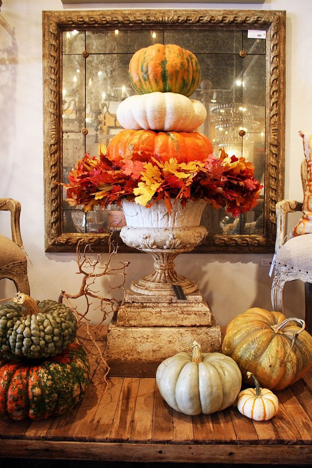 Easy thanksgiving decorating ideas home bunch interior - Fall decorations for home ...