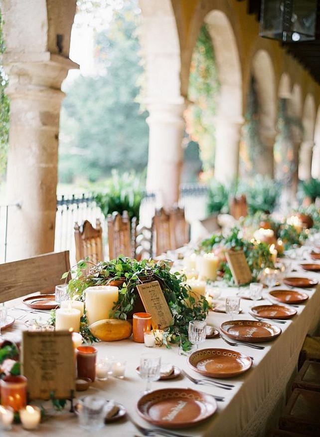 Wedding Party Dinner. Great idea for wedding part dinner. #Wedding #Dinner #Party