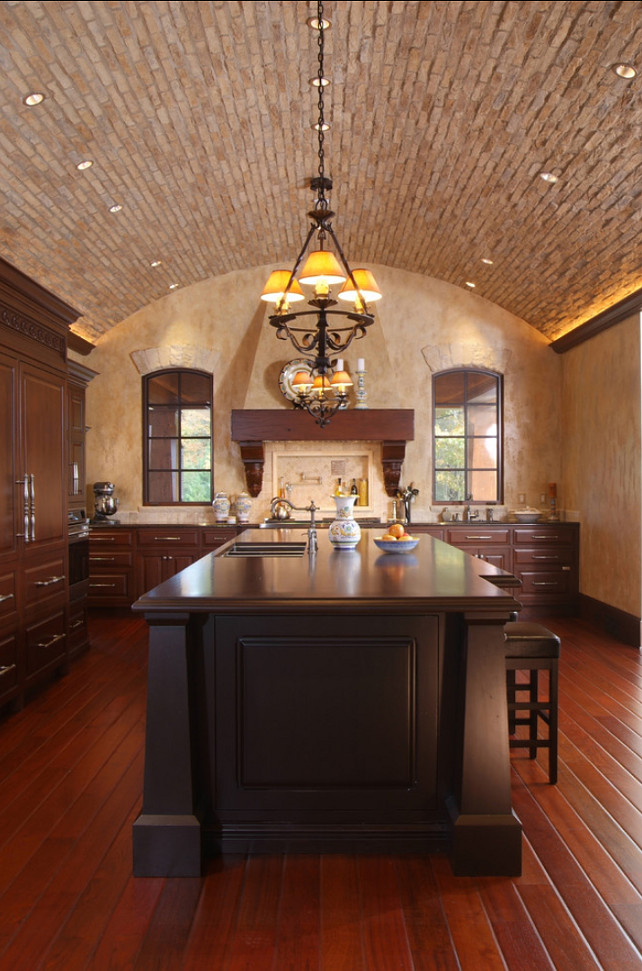 ceiling design ideas this is a real brick barrel vault