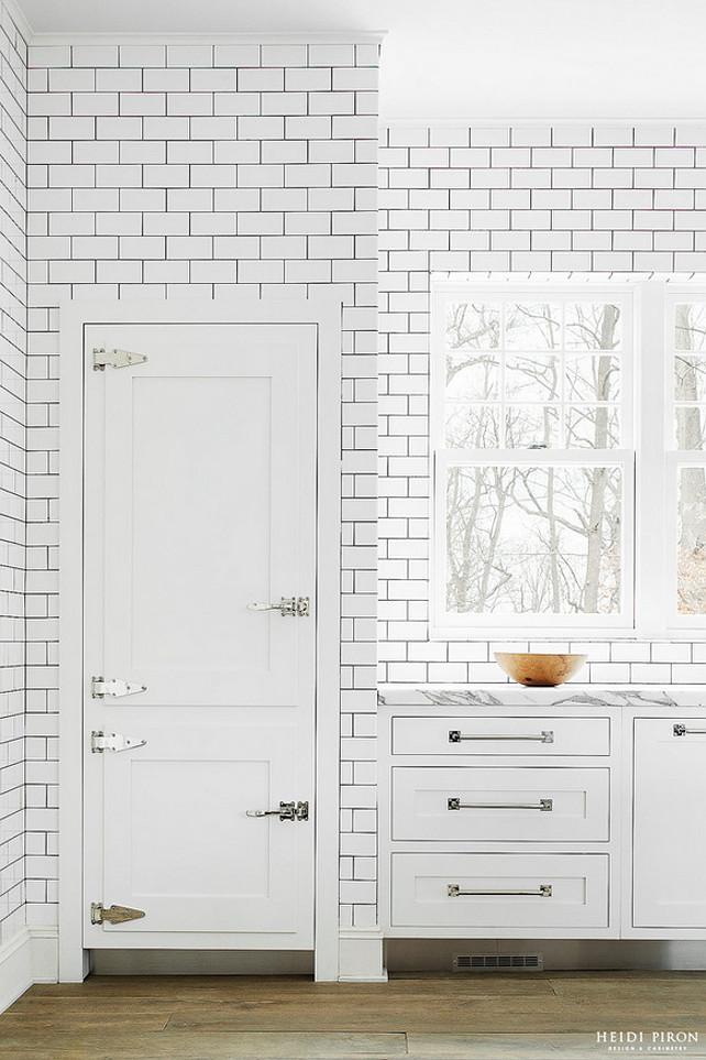Wall Refrigerator. Wall Refrigerator Ideas. Wall Refrigerator. Wall Refrigerator Kitchen. #WallRefrigerator #Kitchen Heidi Piron Design.