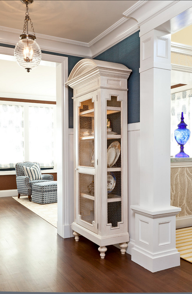 Hallway Decor Ideas. Hallway Design. Warren Sheets Design Inc.