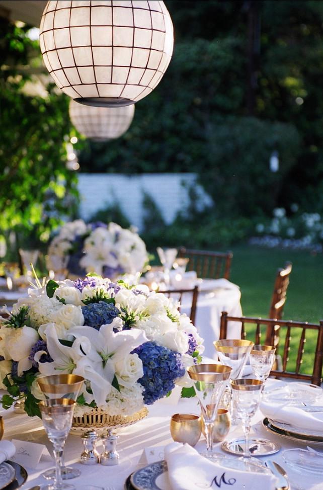 Wedding Flower Decor Ideas. #weddingFlowers  Moore About... Design Interior Designers & Decorators.