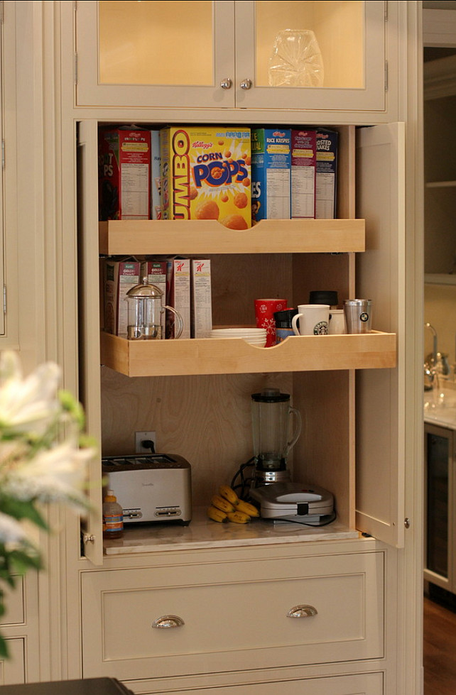 Kitchen Pantry Ideas. Great Kitchen Pantry Storage Ideas! #Kitchen #Storage #Pantry