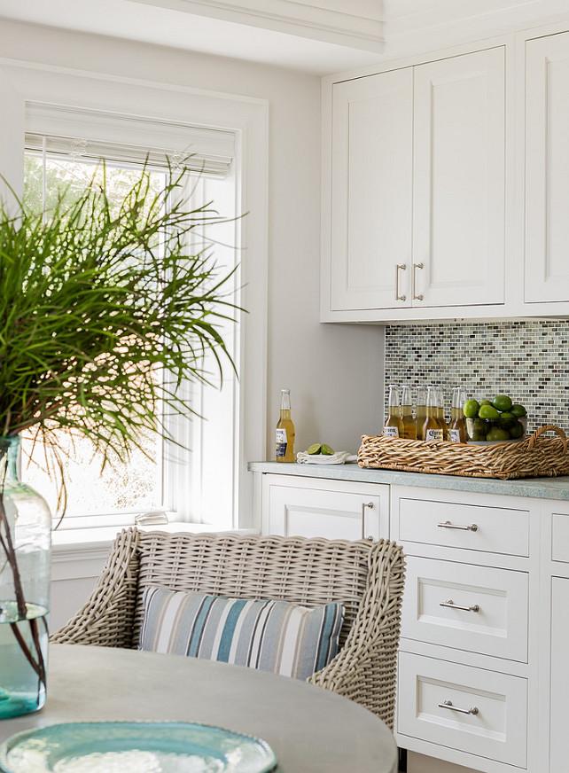White Cabinet Design Ideas. White Kitchen Cabinet. #WhiteKitchenCabinet #WhiteKitchenCabinetIdeas   Anita Clark Design.