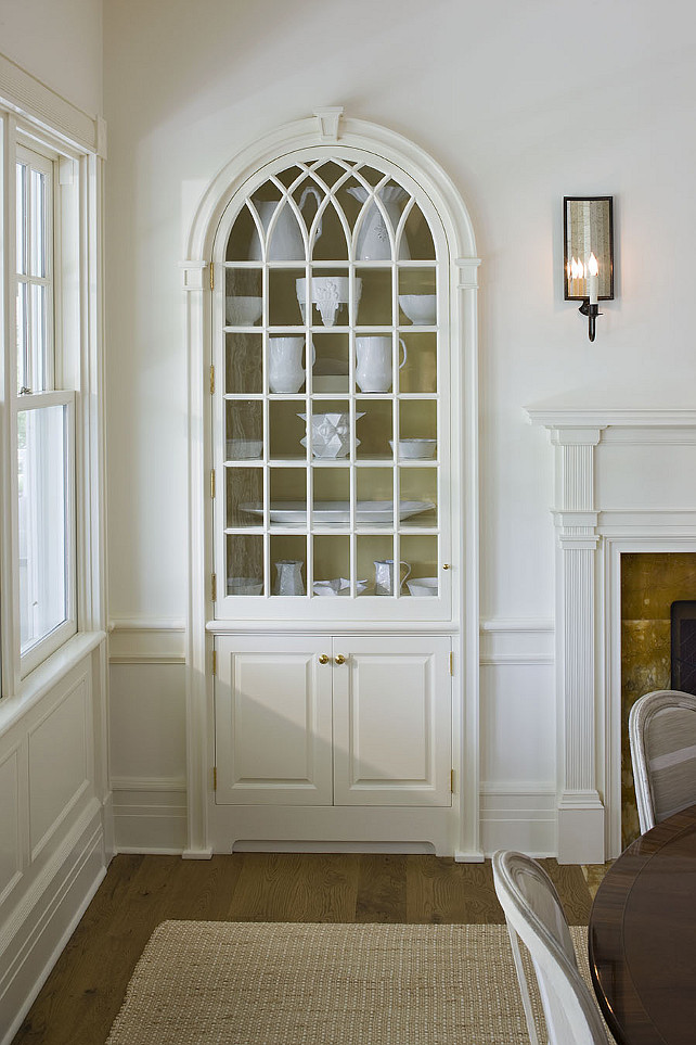 Whitestone. Displaying Whitestone in Cabinet. #Whitestone John Hummel & Associates.