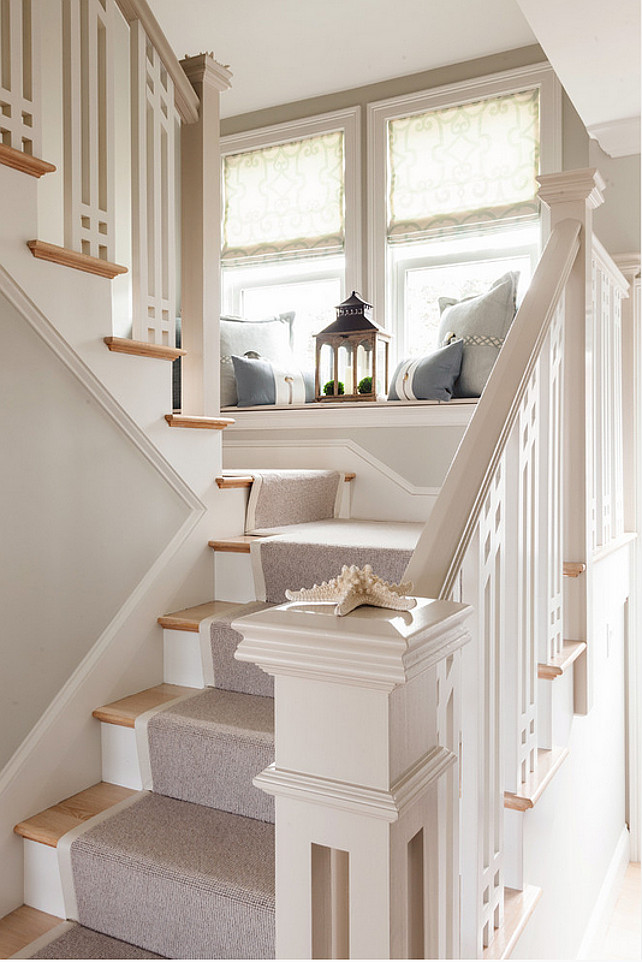 "Top Foyer Paint Color Pin ""Wickham Gray Benjamin Moore."" Wickham Gray Benjamin Moore. Benjamin Moore Wickham Gray. Wickham Gray Paint. #BenjaminMooreWickhamGray #BenjaminMooreGrayPaintColor #BenjaminMoorePaintColors Casabella Home Furnishings & Interiors."