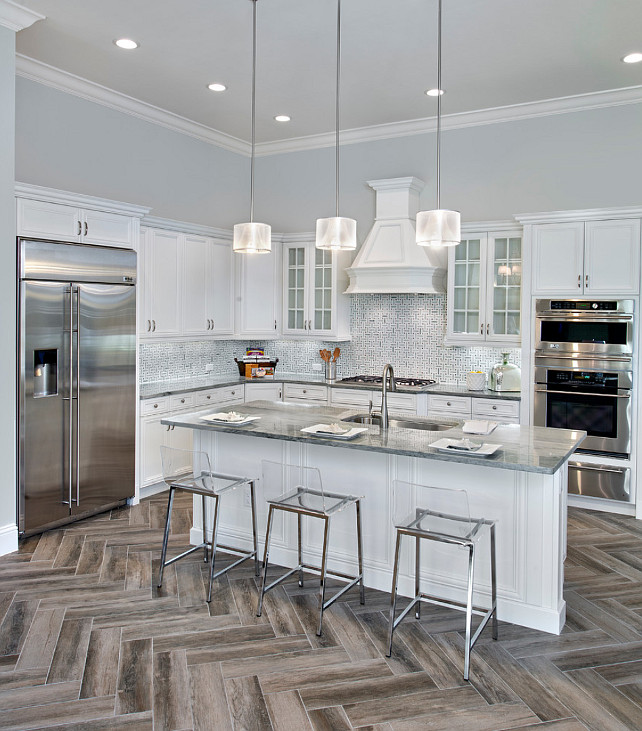 10 kitchen remodel ideas to get you motivated home bunch Interior tile floor designs