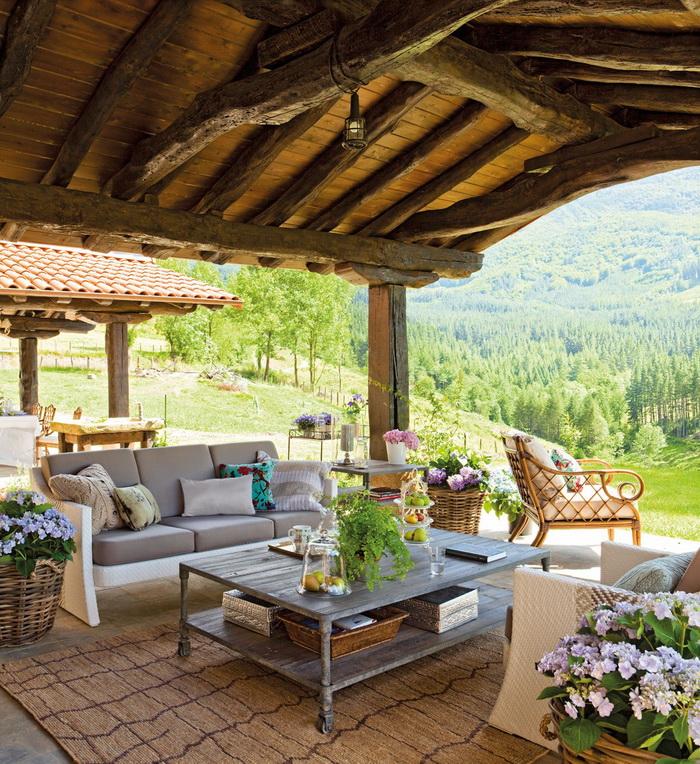 Бесконечно уютный домик в Испании   a11