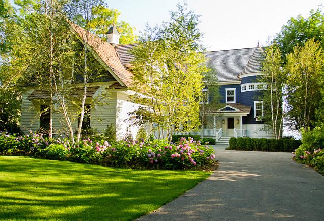 Elegant Coastal Cottage - Home Bunch Interior Design Ideas