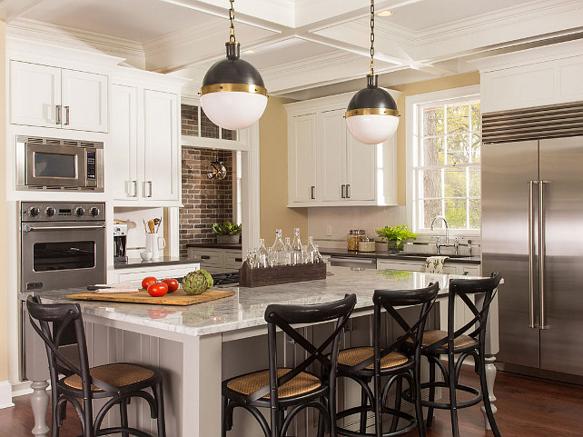 Kitchen Design Ideas. Great Transitional Kitchen. #Kitchen #Transitional #KitchenDesign