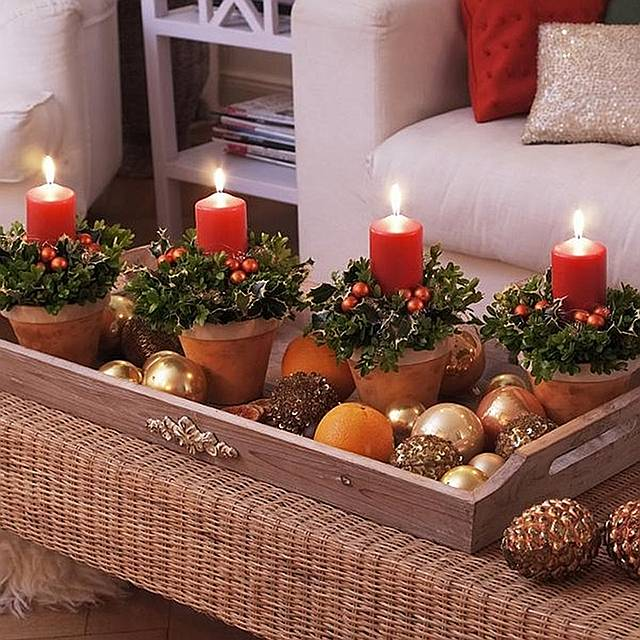 this - Interior Christmas Decorating Ideas