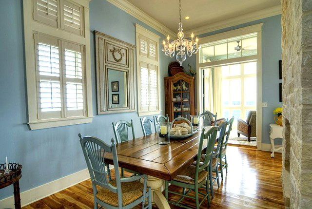 Gallery For Cottage Dining Room Ideas