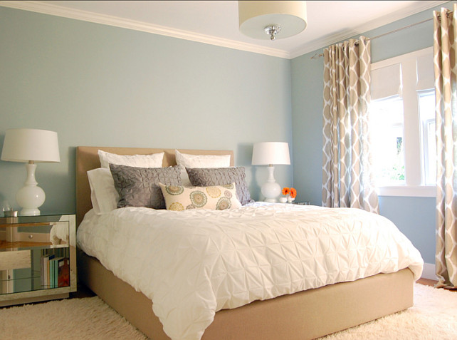 tranquil bedroom paint colors home interior ideas