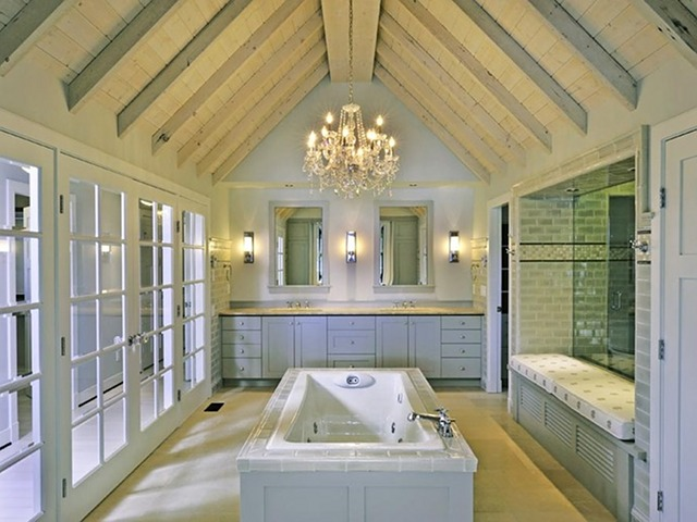 Tag archive for spa like rooms home bunch interior for Beach house master bathroom