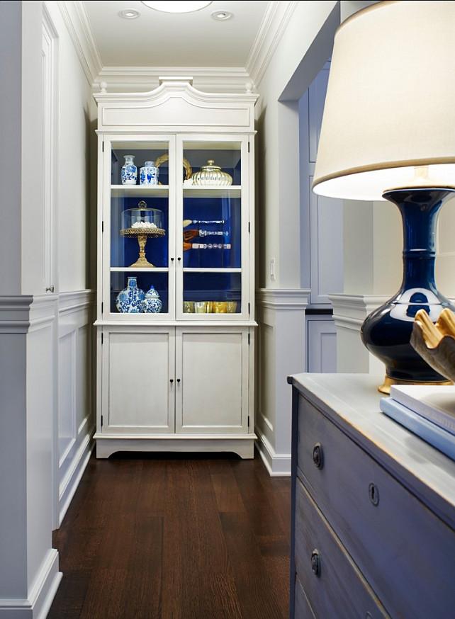 A Curio Cabinet ...