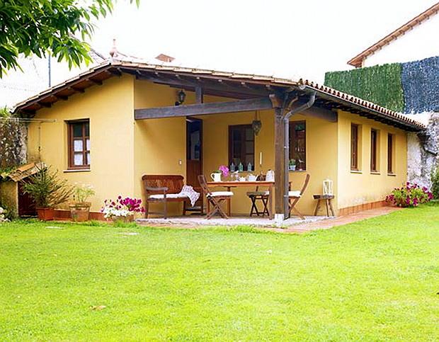 A little piece of spain home bunch interior design ideas - Ideas para construir casas campo ...