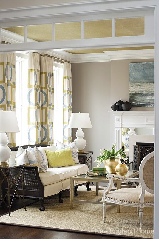 Inspiring New England Home - Home Bunch Interior Design Ideas