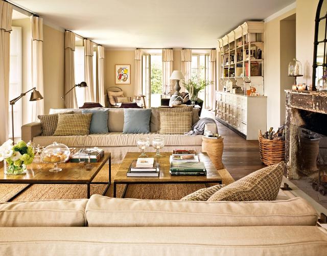 Restored Farmhouse In Spain Home Bunch Interior Design Ideas