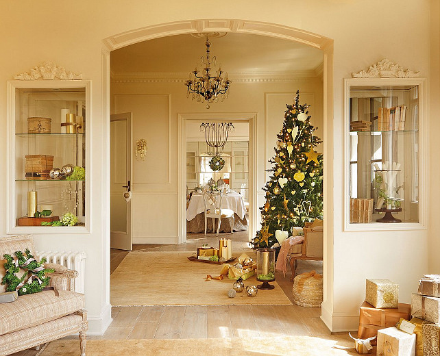 interior design ideas christmas design ideas home bunch pretty christmas things i love pottery barn vintage