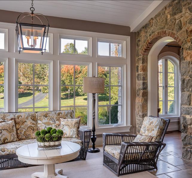 Outdoor Furniture Ideas. Beautiful outdoor/patio or sunroom furniture! #Patio #Furniture #OutdoorDecor