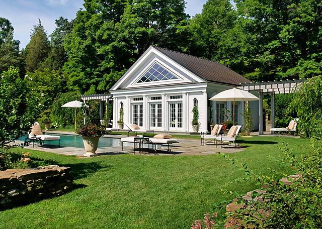 Guest pool house plans | House list disign