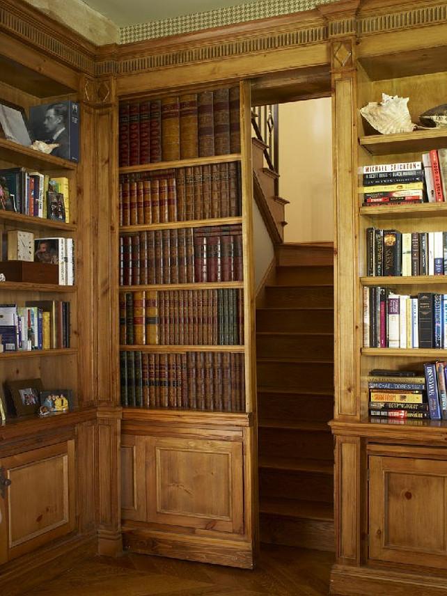 Idea Hidden Room Secret Passageway House Secret Doors