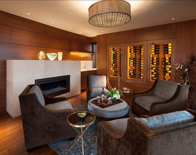 The versatility of picture lights home bunch interior for Wine cellar lighting ideas